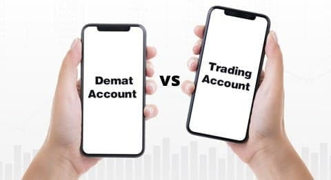 Demat Account & Trading Account - Difference & Comparison in Hindi