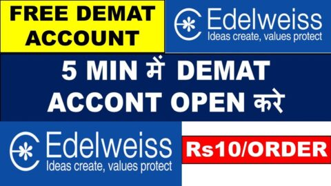 Read more about the article How To open an Edelweiss Demat Account In Hindi?